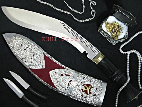KOTHIMORA 10inch Khukuri (Precious)