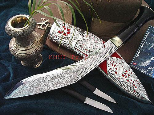 Kothimora (Dragon) Khukuri