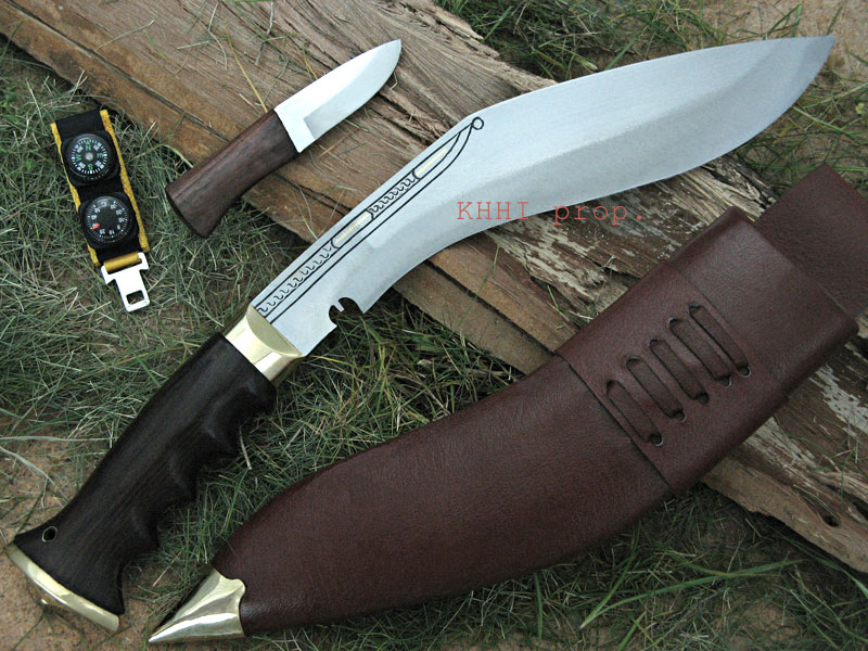 Khukuri Utilities | Use of kukri | A kukri is much more than just knife