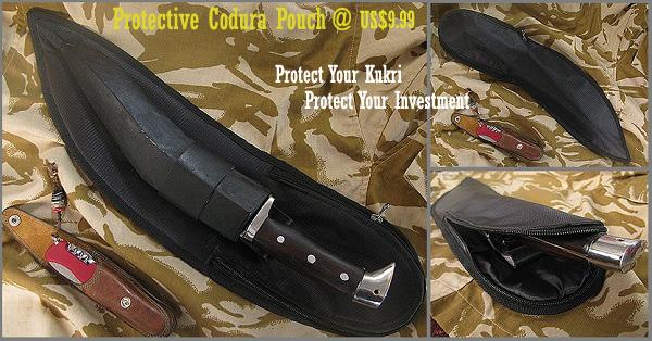 Protective Codura Pouch