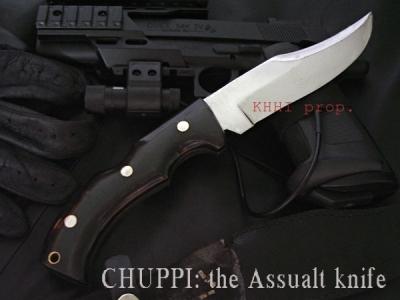Chuppi (Assault)
