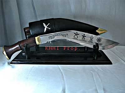 The Brigade of Gurkhas Kukri (Set)