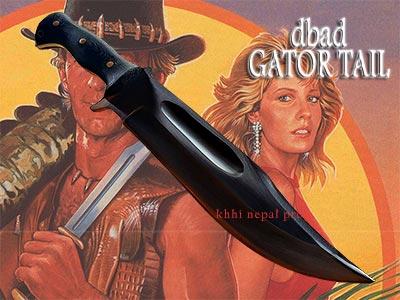dbad Gator Tail