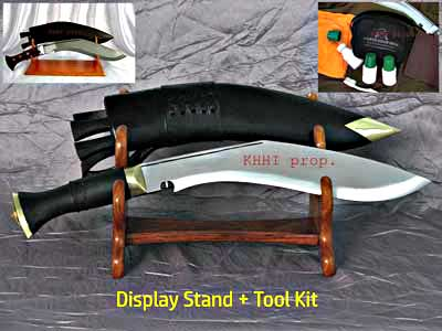 Display Stand + Tool Kit