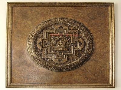 The Divine Buddha Frame (Enlighten)