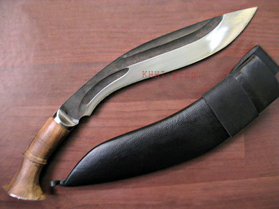KHHI Tri Angkhola Kukri (Masterx Work)