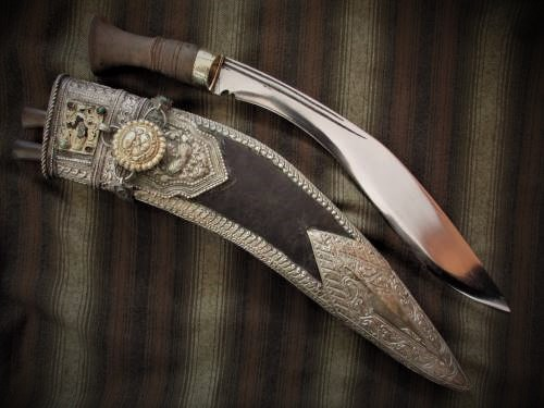 Antique Kothimora kukri