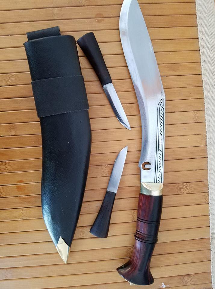 Kitchen knives & cutting