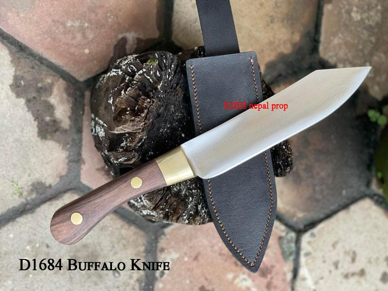 D1684 Buffalo Knife