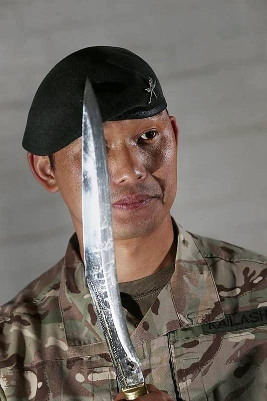 Chainpure Domestic Khukuri Kukri Is The New Gurkha Front