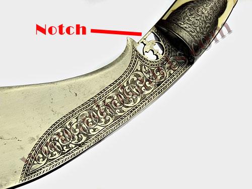 kukri-cho-notch