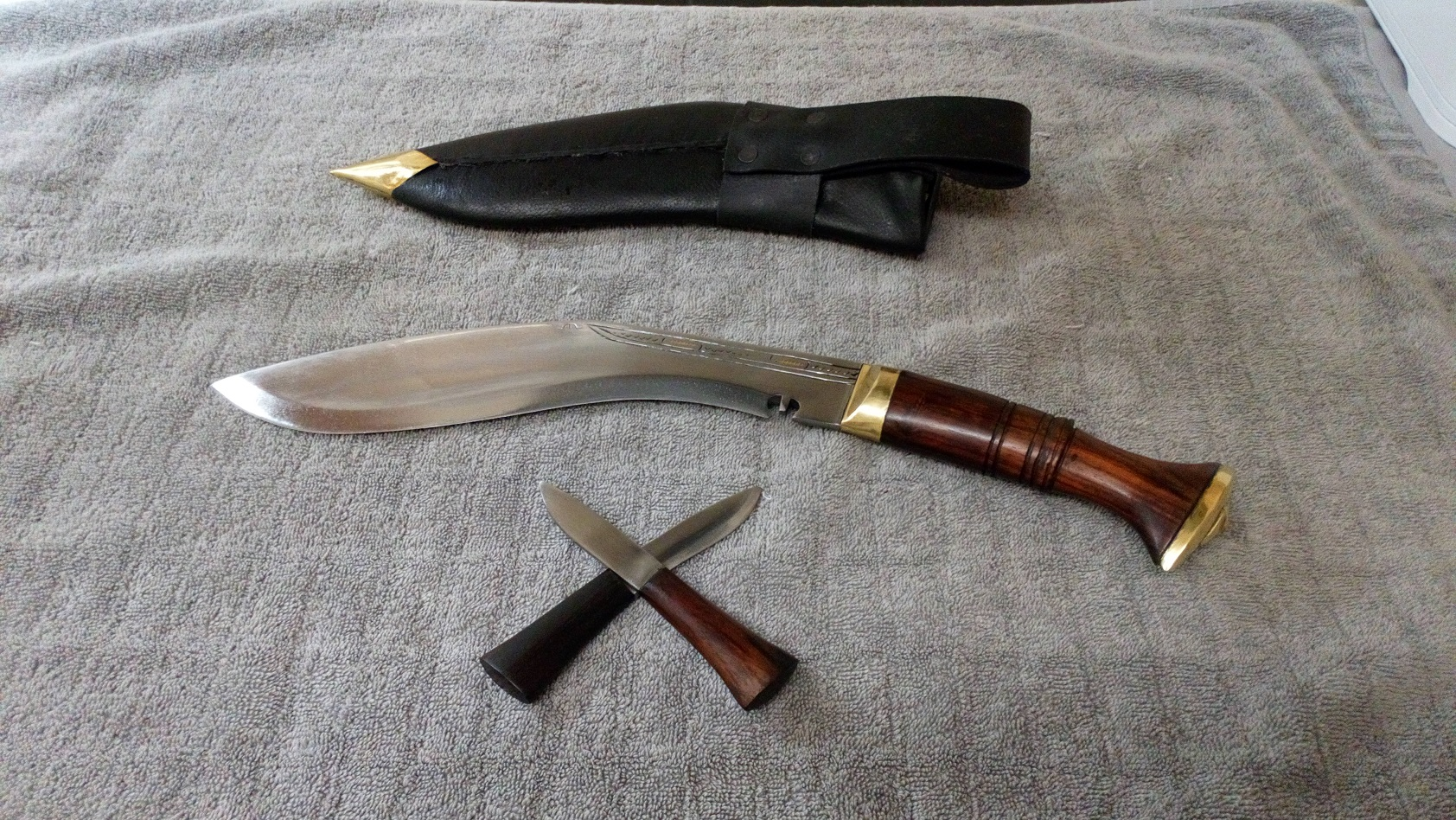 bhojpure kukri review by steve