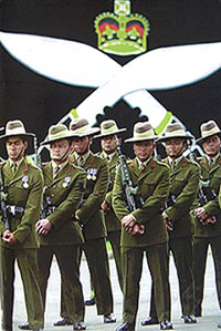 selection-of-Royal-Gurkha-Rifles